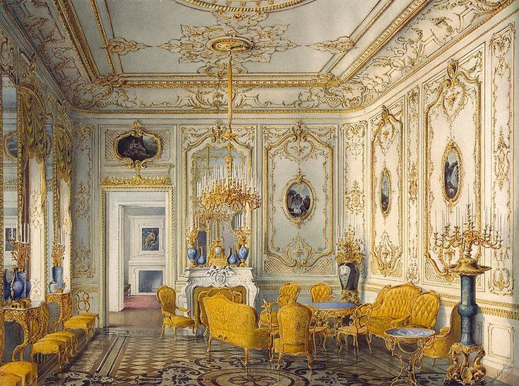 Файл: Mayblum Дж. - дворец графа PSStroganov - Желтый гостиную, 1860s.jpg
