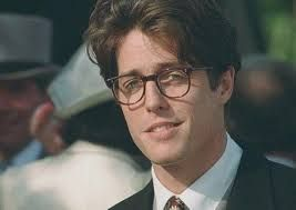 Young Hugh Grant in four weddings and a funeral is my childhood crush!