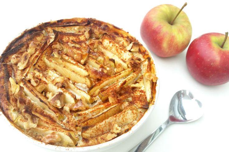 Havermout-appel