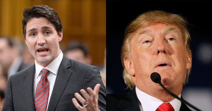Canada's Prime Minister Was Asked About Donald Trump and Gave an Excellent Answer-Very well said, Justin Trudeau.