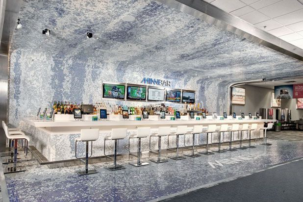 MSP AIRPORT EXPERIENCE ICRAVE Hotel Bars \ Clubs Pinterest - hotel appartements luxuriose einrichtung hard rock hotel las vegas
