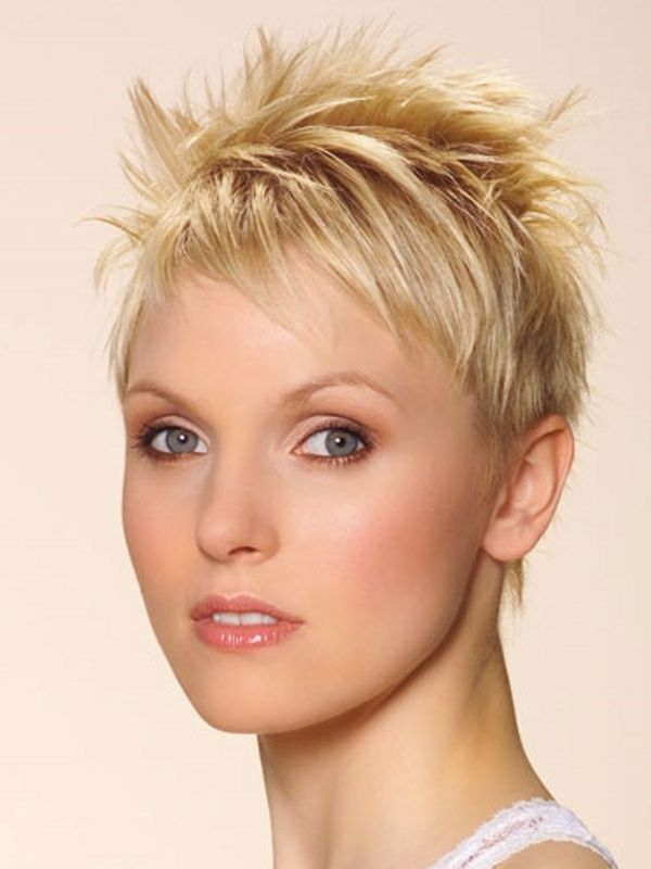 Pictures Of Short Hairstyles For Fine Hair 947 Best Short Hair & Pixies Cuts Images On Pinterest  Amazing