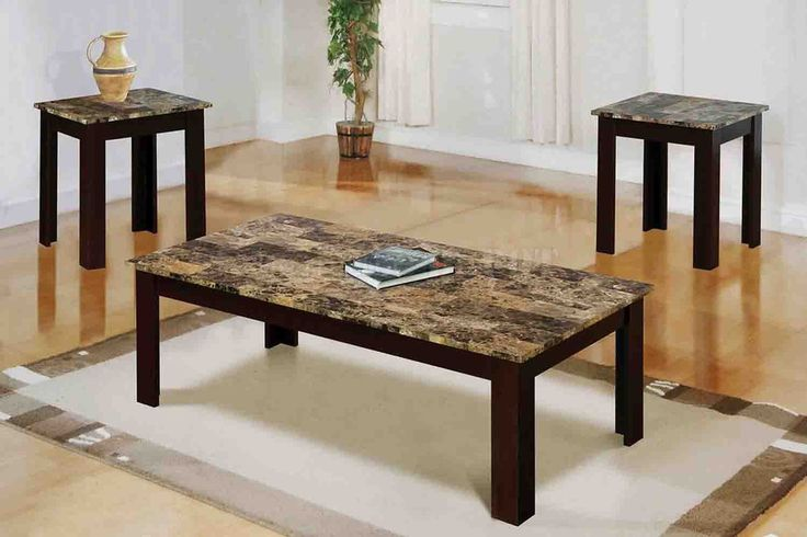 Coffee Table Online Set at our online furniture store Mississauga, Ontario, Canada