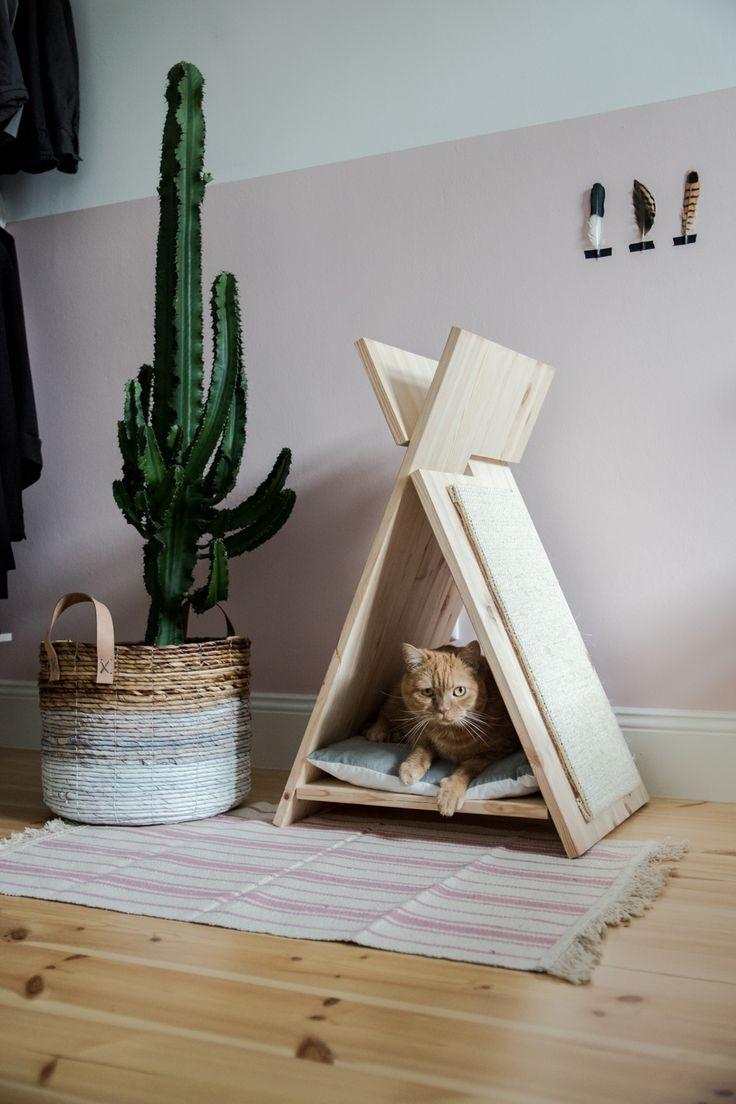 Tutorial pour un Katzentipi DIY avec Kratzmöglicheit - www.craftifair.com