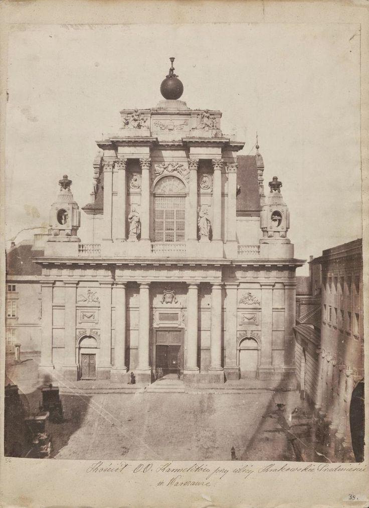 Kościoły katolickie w Warszawie, Roman Catholic churches in Warsaw | Bonum est, quod omnes appetunt