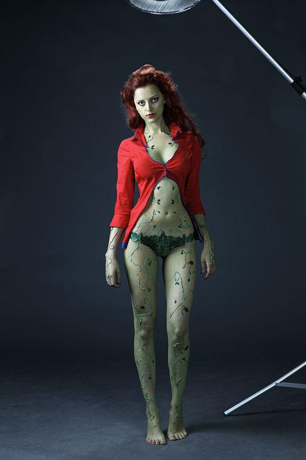arkham Poison cosplay ivy