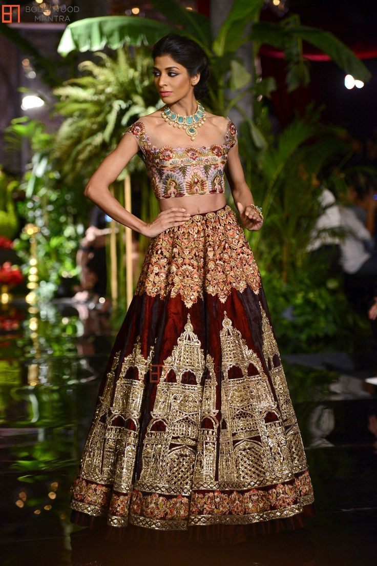 | Manish Malhotra Show FDCI India Couture Week 2016 Photo #625