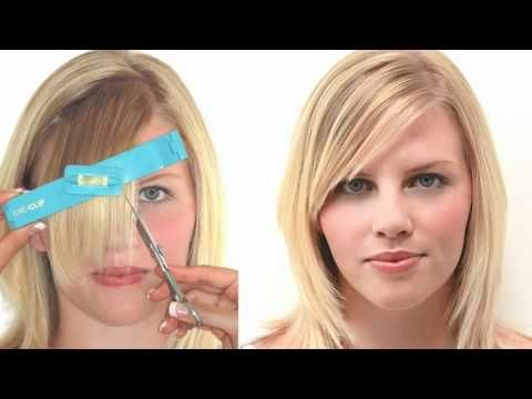 How to Easily Cut Your Hair at Home - AllDayChic