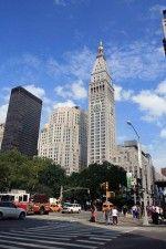 New York, Metropolitan Life Insurance Tower (Napoleon, Le Brun & Sond, 1909) e Metropolitan Life North Building (Harvey Wiley Corbett e D. Everett Waid, 1928-1932)
