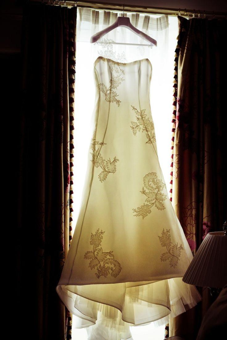 Peter Langner Wedding Gown : Collezione Vienna 2013 Collection : Fortunati Dress