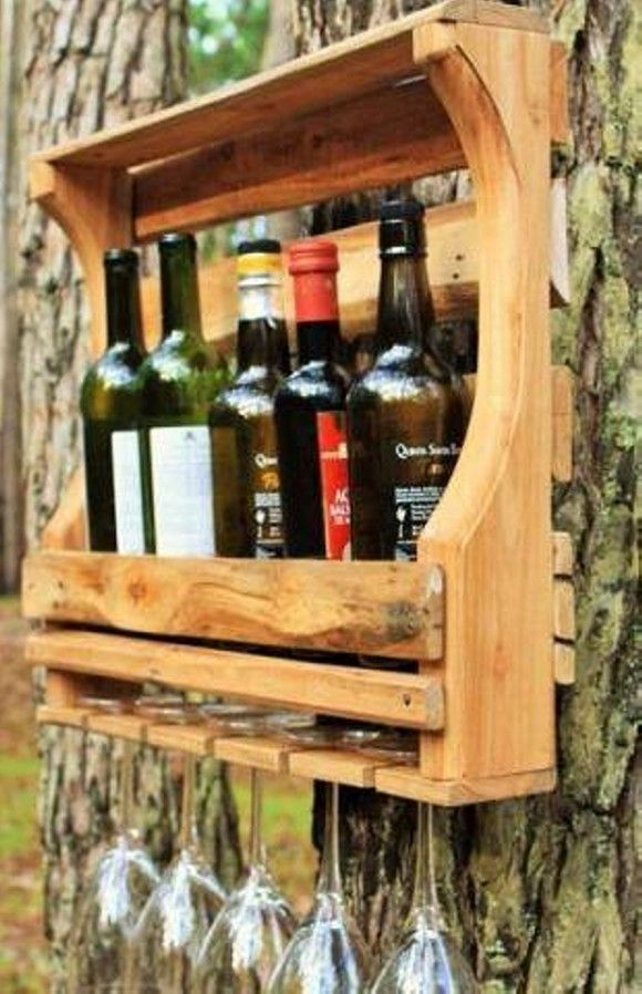 Pallet Wine Rack Ideas  #palletwinerack #woodenpalletwinerack #palletwoodwinerack #palletwinerackideas #palletwinerackplans #palletwinerackprojects