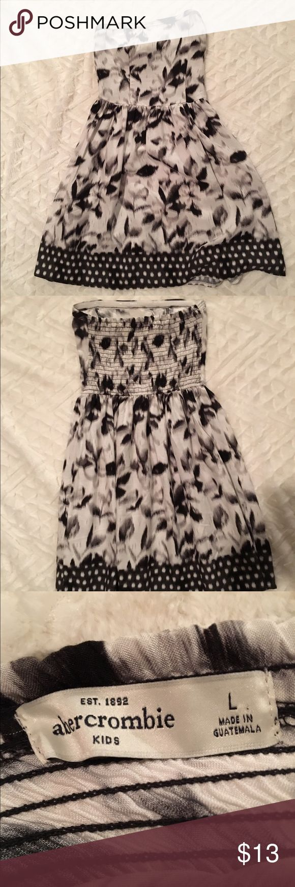 Abercrombie kids size Large kids Size large Abercrombie kids dress. Good as new in perfect condition abercrombie kids Dresses Mini