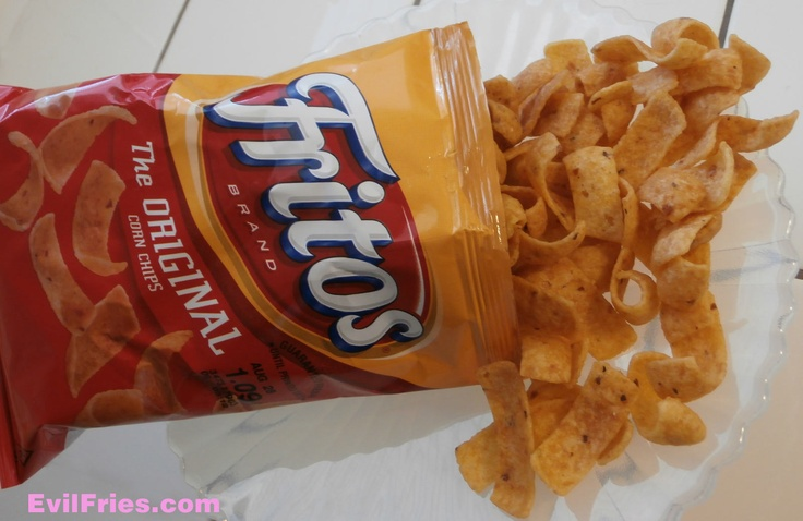 """Fritos Corn Chips - www.EvilFries.com - Click the """"Follow"""" button on this website to be subscribed to each photo set by email!"""