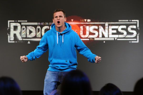"""The best.  30 minutes of the ever-entertainingly petite, but brilliant business entity that is  Rob Dyrdek, commenting on  videos of people falling down. its awesomely terrible. and o so funny.  best quote of the season, """"They Call me Nasty!!!""""   say that quote to 10 guys and and i bet at least 7 of them will know what you mean. http://www.mtv.com/shows/ridiculousness/series.jhtml"""