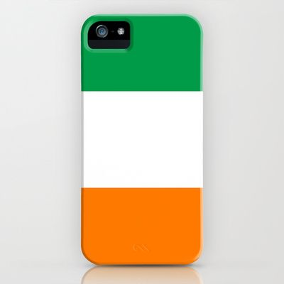 National flag of the Republic of Ireland - Authentic 3:5 Version iPhone & iPod Case by LonestarDesigns2020 - Flags Designs + - $35.00