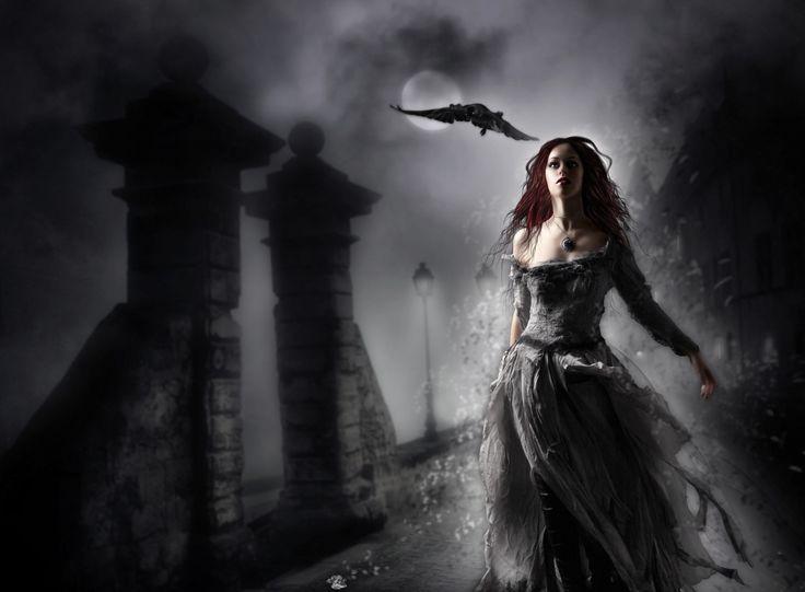 Gothic Dark Gothic Art Pinterest