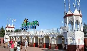 Many happy hours spent in Faarup Sommerland amusement park in Northern Jutland, Denmark during my summer holidays as a kid <3
