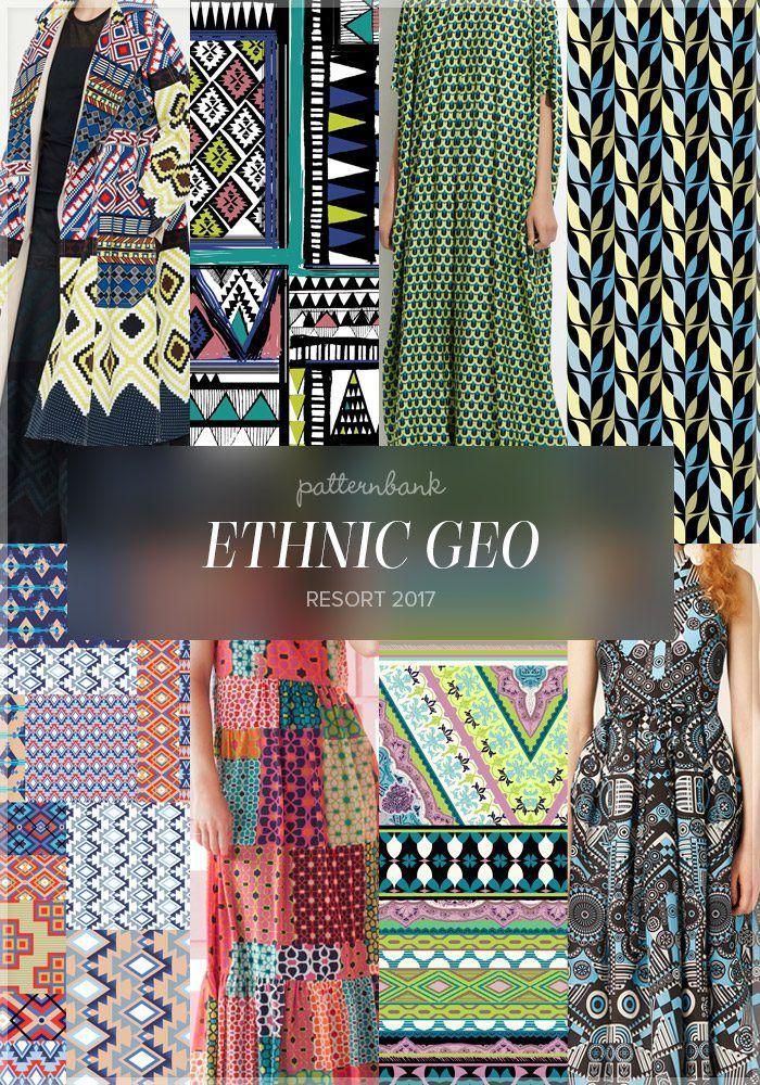 Ethnic Geo » Issey Miyake / Tribal Patchwork by Shveta Maini / Tome / Elegant Geo 2 by Michele Tozzi / Patchwork by Marta Olga Klara / Trina Turk / Vk146 by Victoria Krupp / Holly Fulton