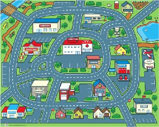 Driving Around Town Play Mat Gif 313 215 250 Trenton Play