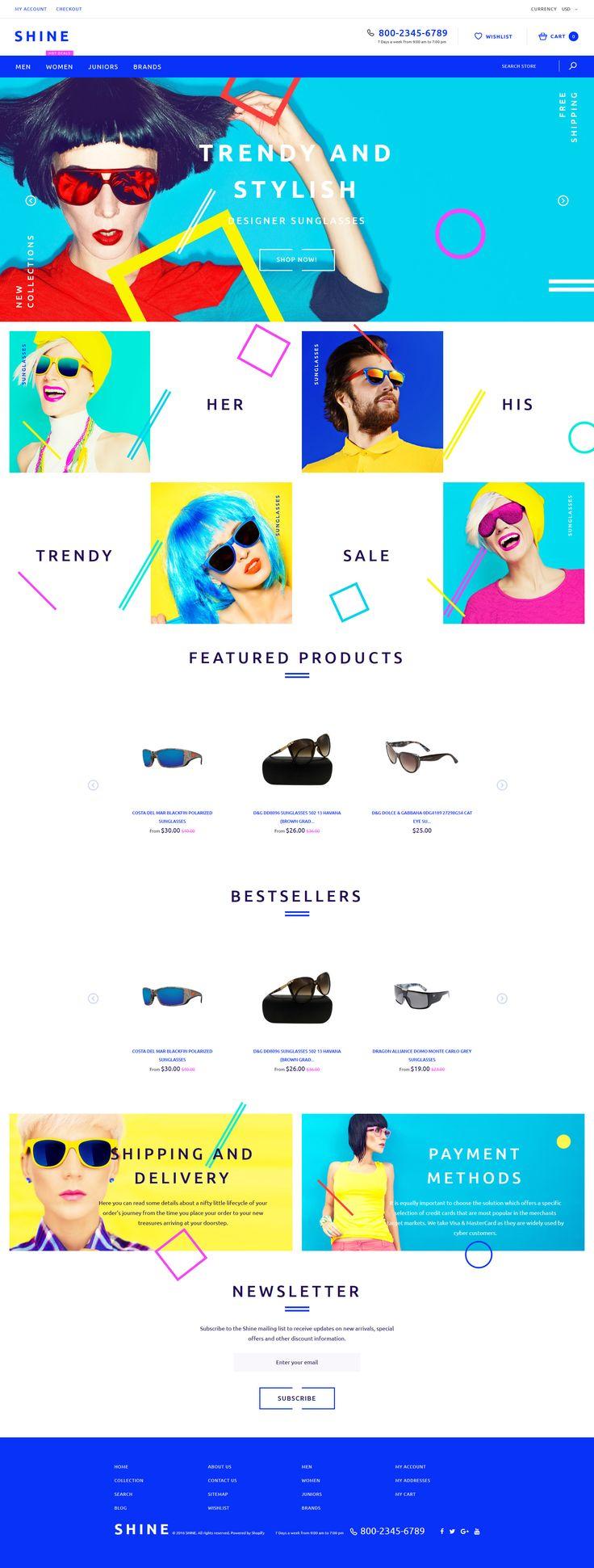 Shine Shopify Theme - http://www.templatemonster.com/shopify-themes/shine-shopify-theme-60057.html