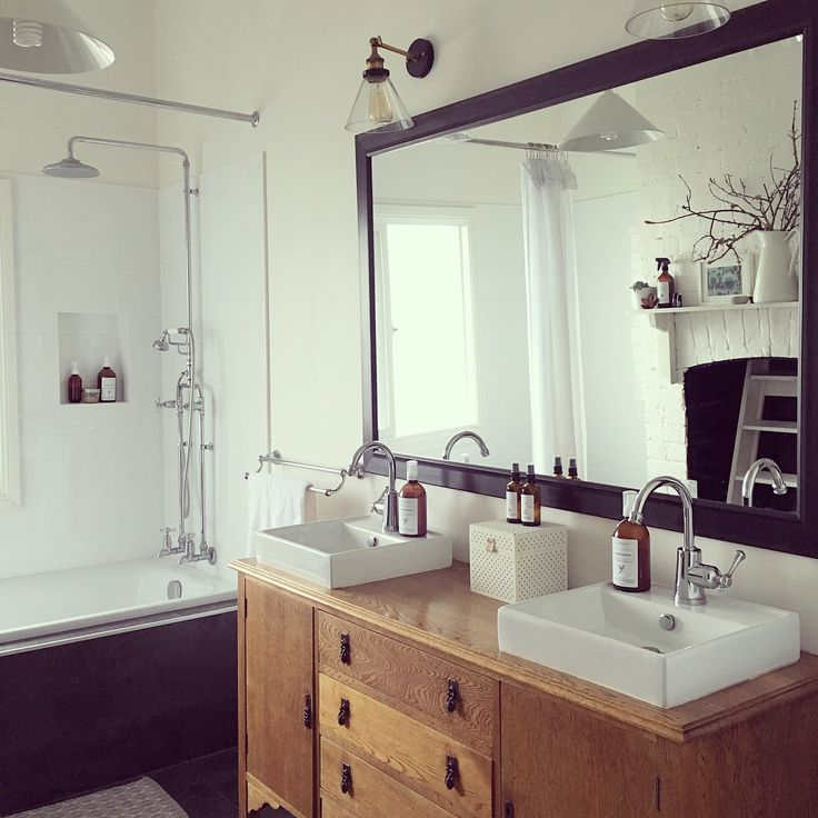 "27 Likes, 5 Comments - Natalie Beak (@archimedes.and.me) on Instagram: ""Bit of bathroom lovin on this frosty Friday in the mountains: Featuring our foaming hand soaps,…"""