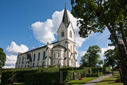 Photos of Brunskog, Värmlands Län, Sweden - Chinci.com Church Where Anne Olson was baptised