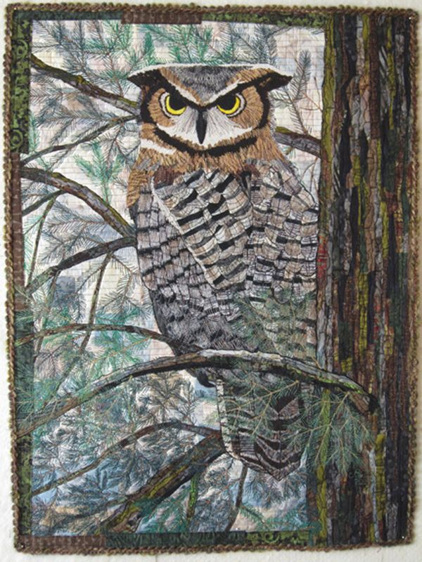 306 Best Images About Bird Quilts On Pinterest