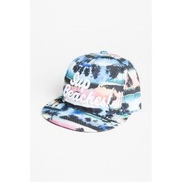Sup Beaches snapback cap
