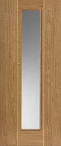Roma Juno Glazed Internal Door #glazeddoors