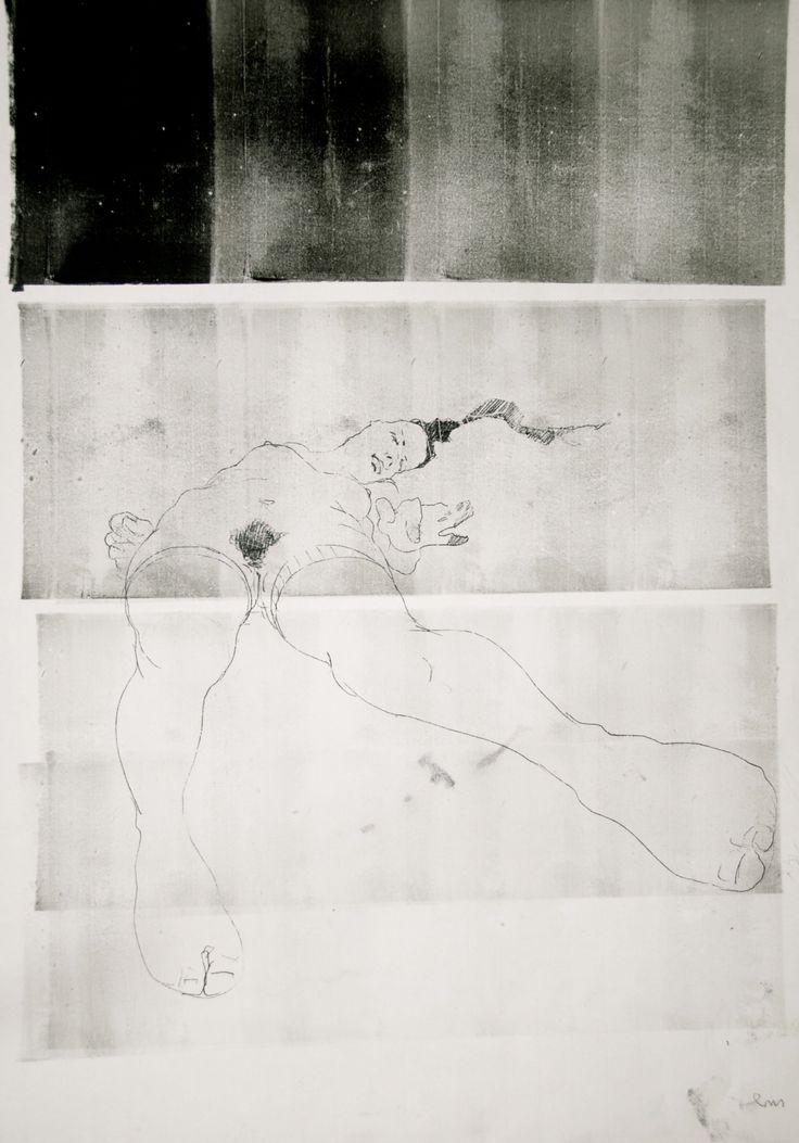 Nude No. 3361 (100 x 70 cm), 2014