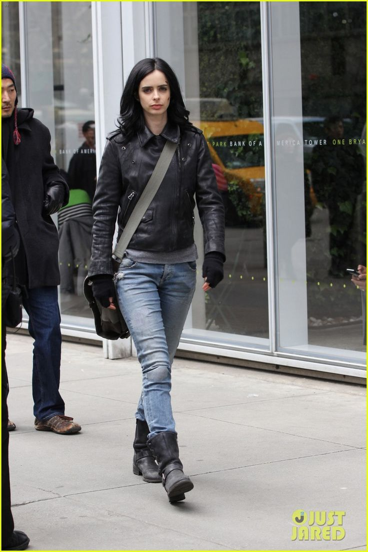 Krysten Ritter Goes Undercover For 'AKA Jessica Jones'