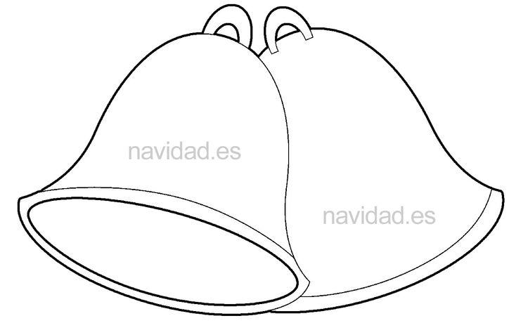 17 best images about campanas de navidad imprimir - Campanas de navidad ...