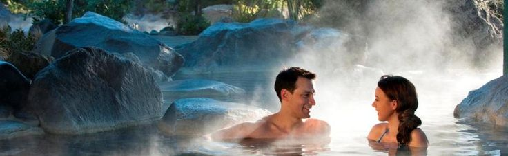 Rotorua Hot Pools & Day Spa - this is divine at night for a hot natural soak