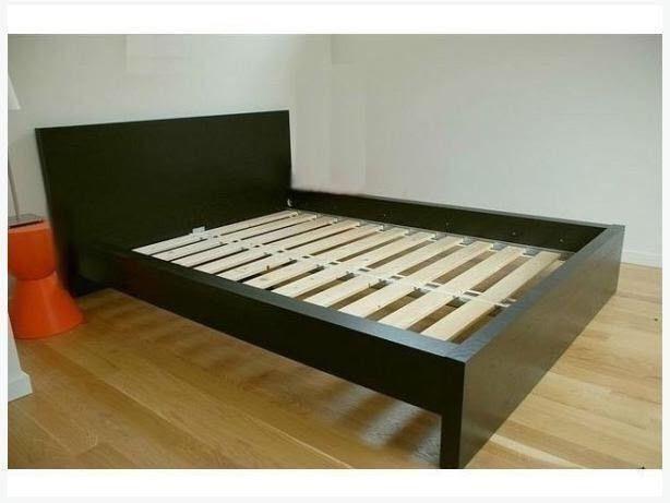New Malm Ikea Bed 81 O F I K E A M L King Size Nj Frame In Black Brown Blac Frames Full
