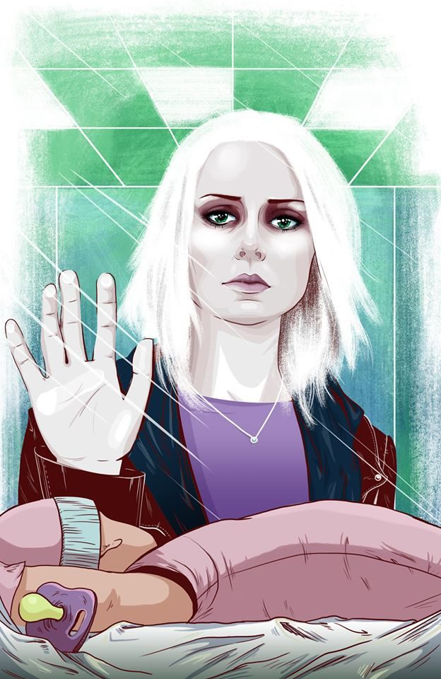 """S1 Ep7 """"Maternity Liv"""" - Baby on the brain! Liv develops feelings for someone much younger on #iZombie"""