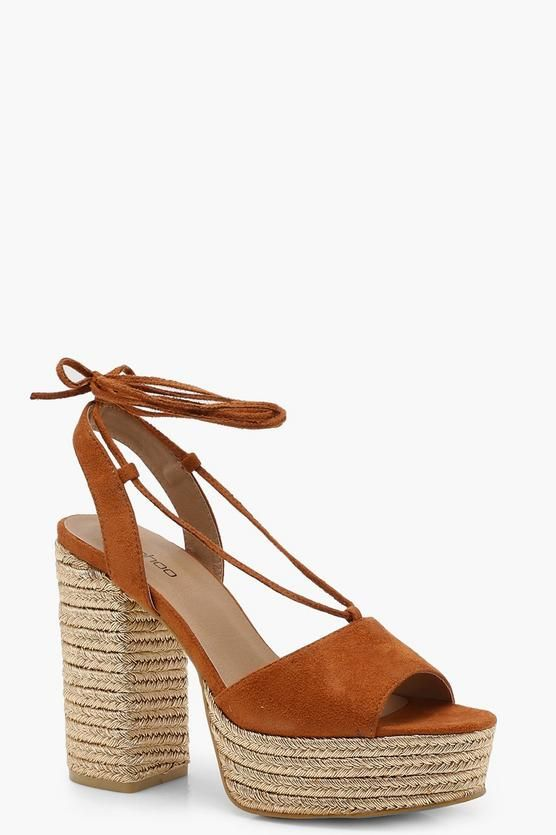 a5e39b4b90c Lacey Espadrille Wrap Up Platforms