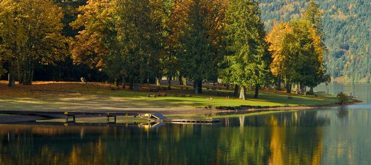 Beautiful Cultus Lake British Columbia - www.cultuslake.com