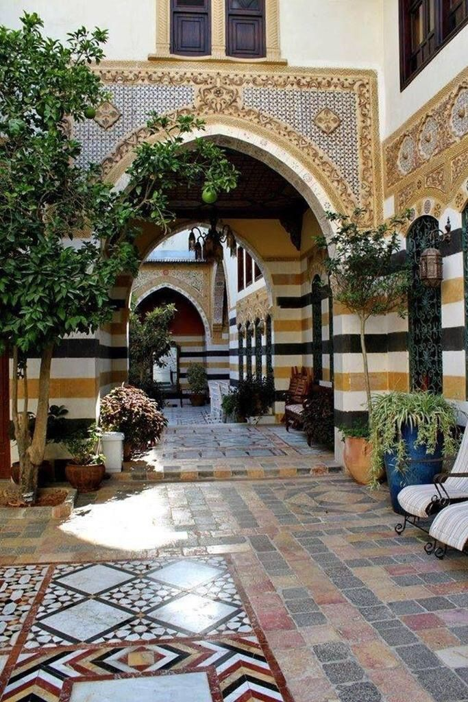 169 best images about damascus syria on pinterest for Al arabi decoration