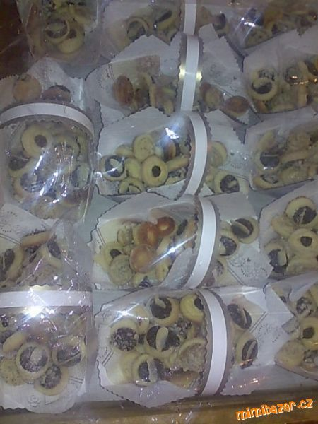 svatební koláčky 6500ks