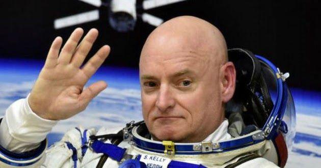 #HeyUnik  Heboh, Tubuh Astronot Tambah Tinggi Usai Pulang dari Angkasa #Antariksa #Sosial #Unik #YangUnikEmangAsyik