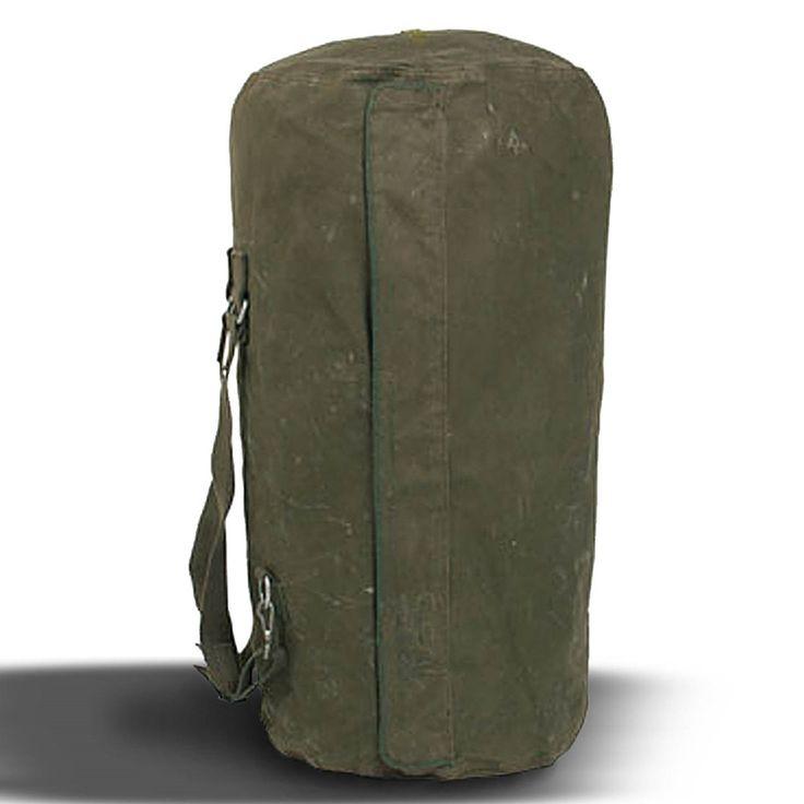 German Army Surplus Duffel Bag
