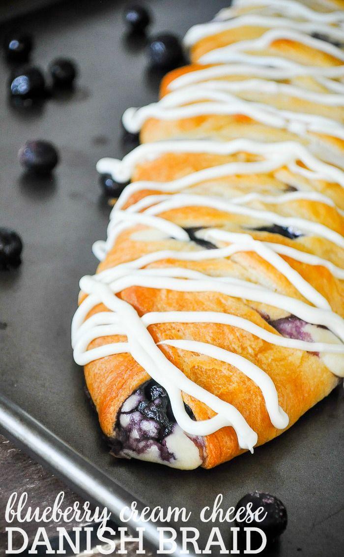 485 best danish bakery images on pinterest petit fours cream blueberry cream cheese danish braid brunch foodbrunch recipesbread forumfinder Gallery