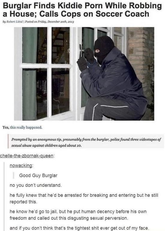 Good Guy Burglar#funny #lol #lolzonline