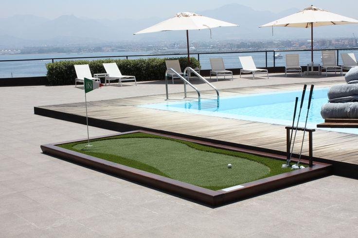#golfin  #greemakers  #pool #eolianhotelmilazzo #hotel #milazzo #sicily #golf