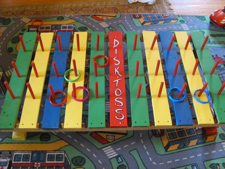 Homemade Carnival Games | ... store's dumpster, it now serves as an old-fashioned carnival game