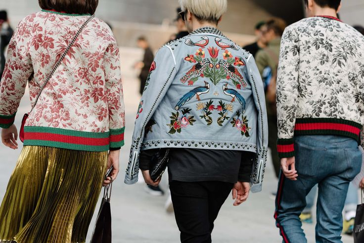 Best Street Style Pics from Seoul Fashion Week's Fall 2016 Collections                                                                                                                                                                                 More