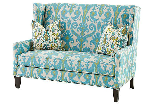 "Marrakesh 60"" Settee on OneKingsLane.com"