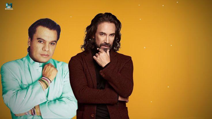Marco Antonio Solís y Juan Gabriel ÉXITOS Sus Mejores Baladas Romáticas