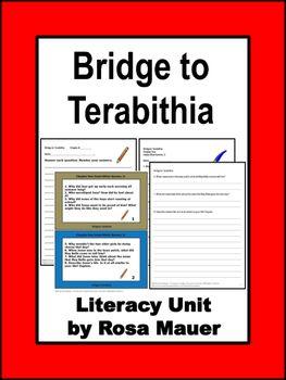 Bridge to terabithia book chapter 2
