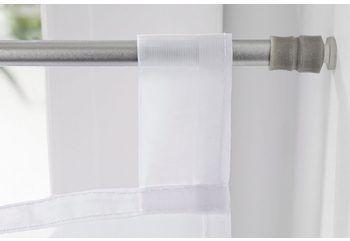 Gardinenstange, Gardinia, »Vitragestange Zylinder Ø 10 mm«, ausziehbar, ohne Bohren, ø 10 mm ab 6,09€. Metallstange, schöne Metalloptik, ausziehbar bei OTTO